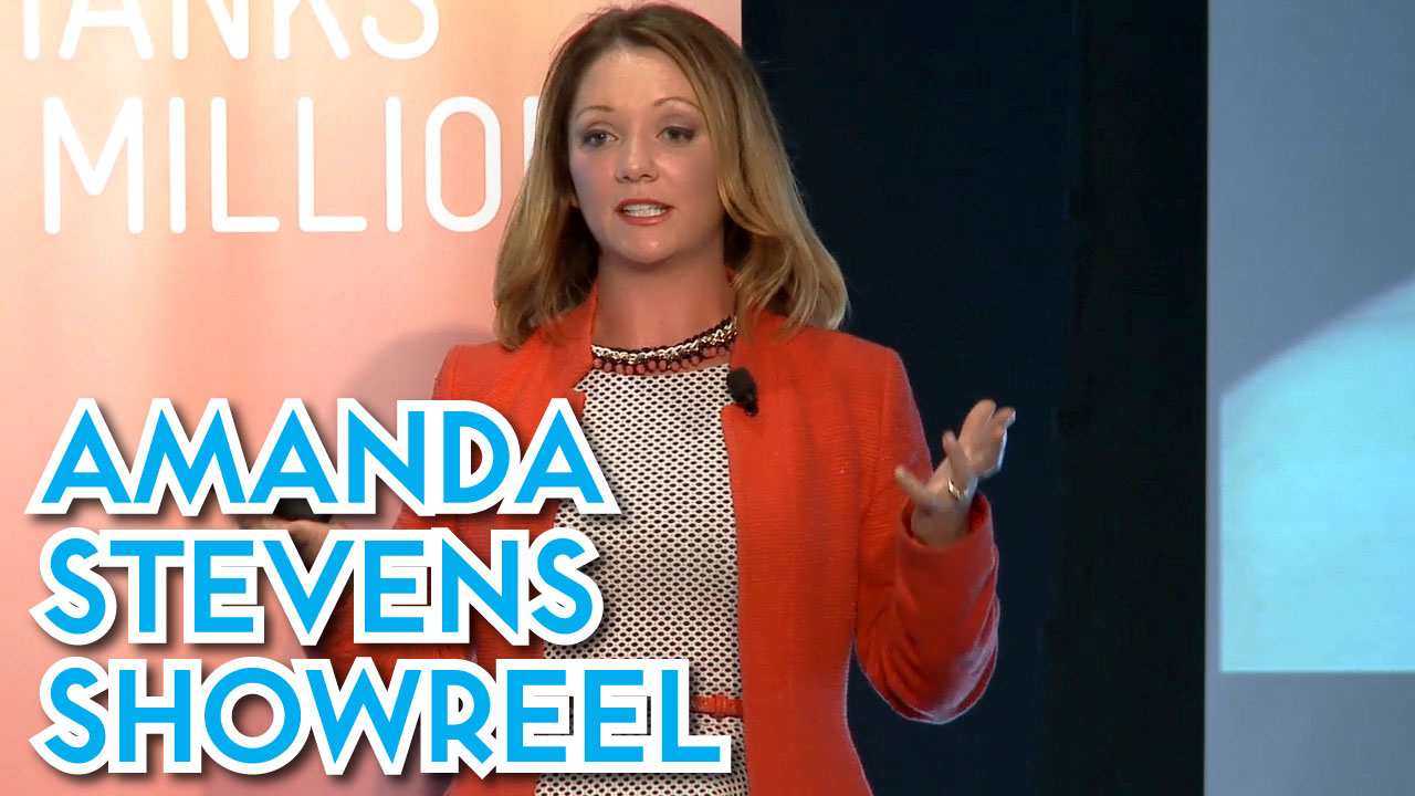 Amanda Stevens – Small Business Marketing Speaker