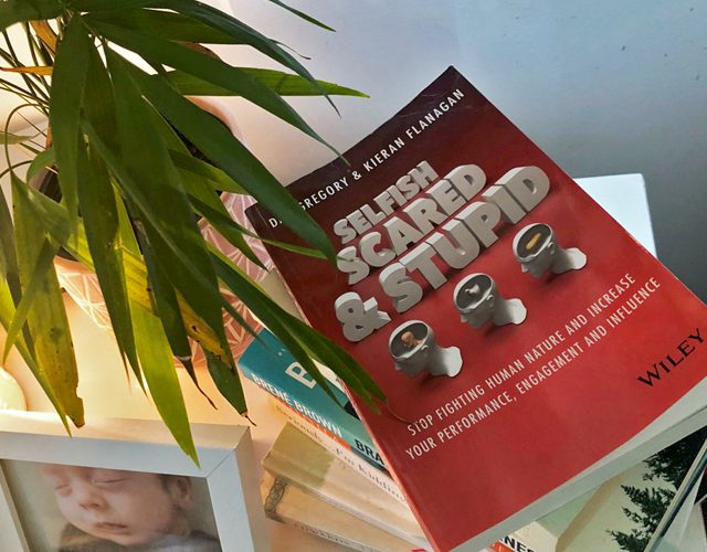 BOOK REVIEW Selfish, Scared and Stupidby Dan Gregory and Kieren Flanagan
