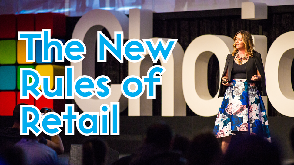 Amanda Stevens – The New Rules of Retail