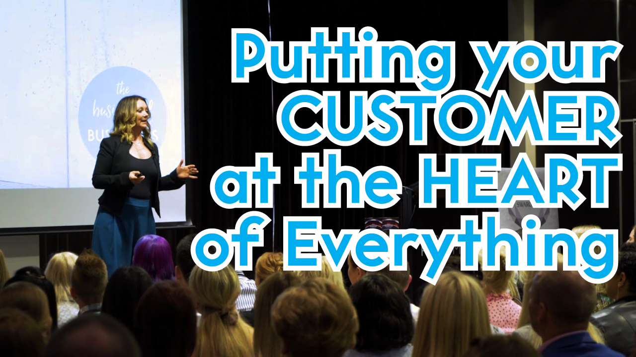 Amanda Stevens – Putting your Customers at the Heart of Everything