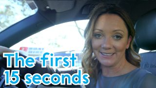 The first 15 Seconds