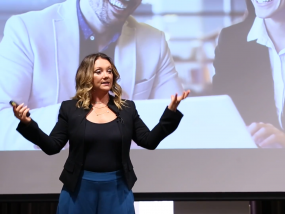 Amanda Stevens - Putting Your Customer at the Heart of Everything